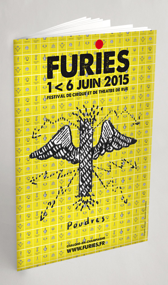 sierrastudio-Furies affiche - broch